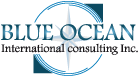 Blue Ocean International Consulting Inc. Logo